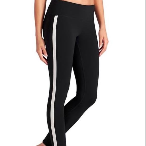 ce27211dfa6636 Athleta Pants | Black Tux Chaturanga Tights Leggings Small | Poshmark